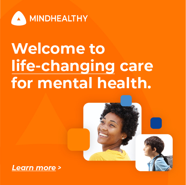 Welcome to life-changing care for mental health